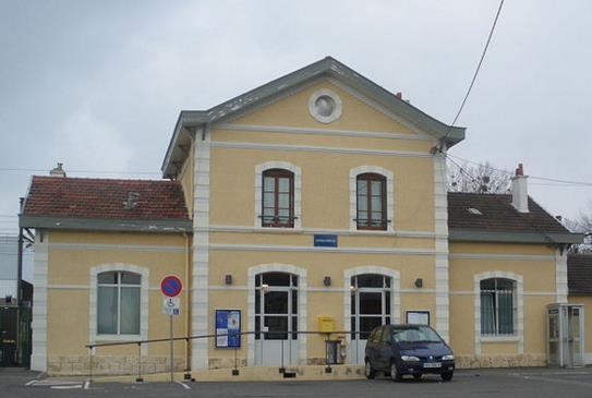 Gare Longjumeau RER C