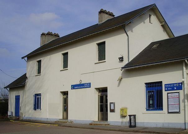 Gare Marolles-en-Hurepoix RER C