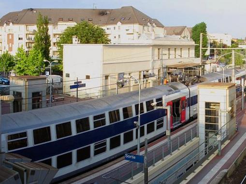 Gare Montigny Beauchamp RER C