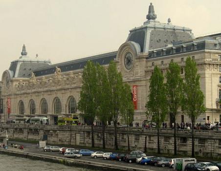 Gare Musée d'Orsay RER C