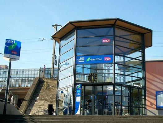 Gare Nogent - Le Perreux RER E