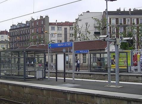 Gare Noisy-le-Sec RER E