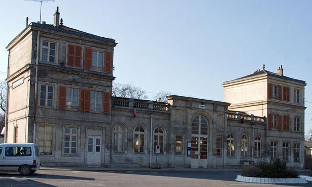 Gare Orry la Ville - Coye RER D