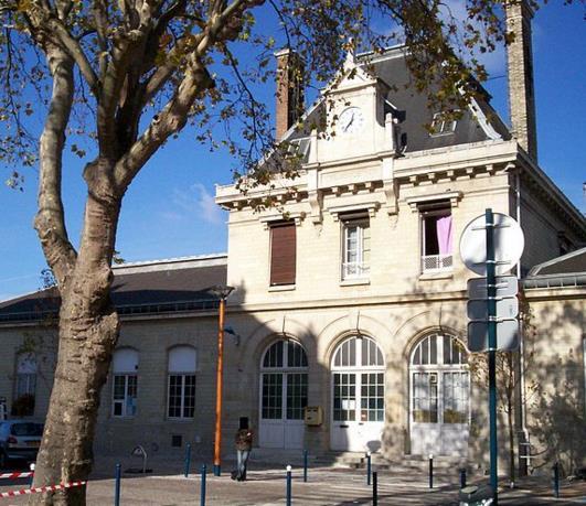 Gare Pantin RER E
