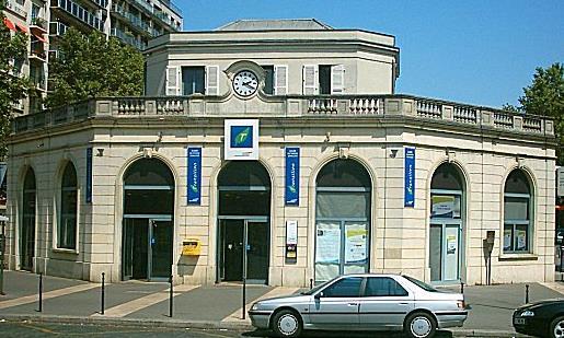 Gare Pereire - Levallois RER C