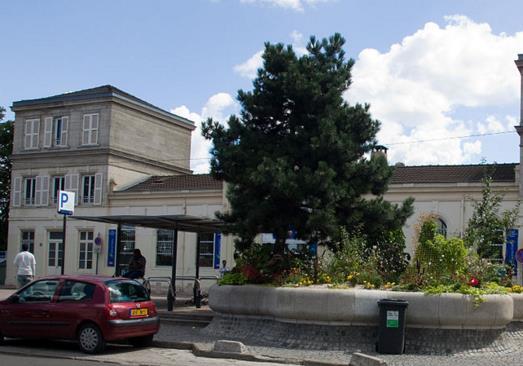 Gare Pierrefitte - Stains RER D