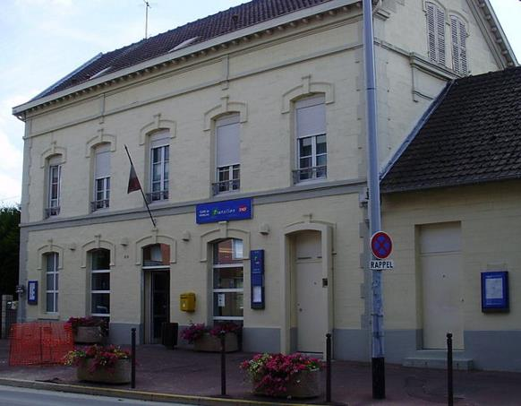 Gare Pierrelaye RER C