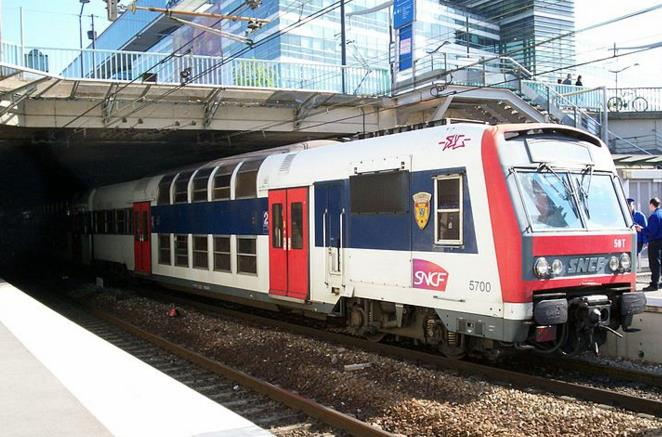 Gare Pont de Garigliano RER C
