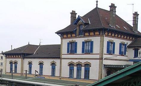 Gare Rosny-sous-Bois RER E