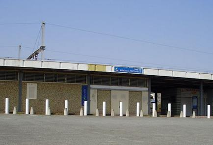 Gare Rungis - La Fraternelle RER C