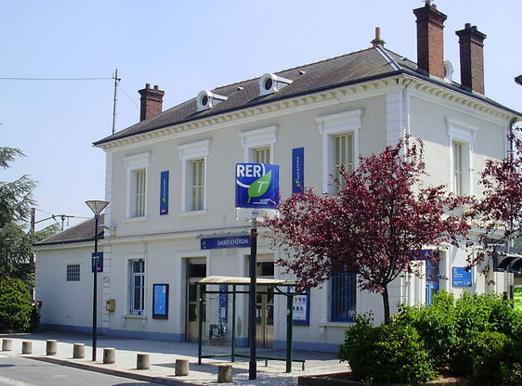 Gare Saint Chéron RER C