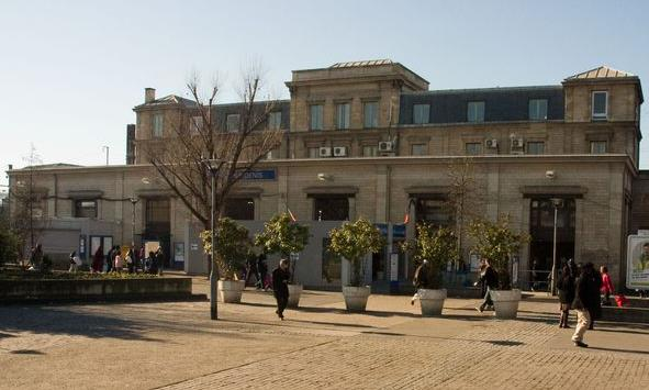 Gare Saint-Denis RER D