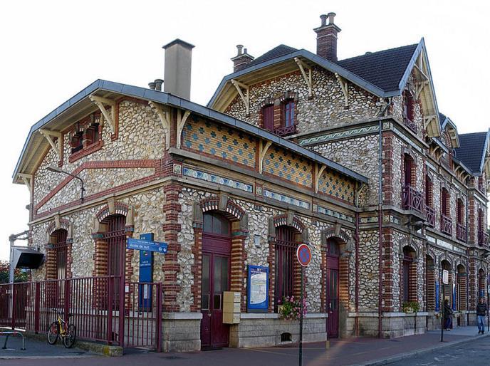 Gare Saint-Gratien RER C