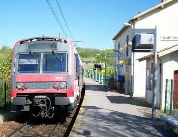 Gare Saint-Martin d'Etampes RER C