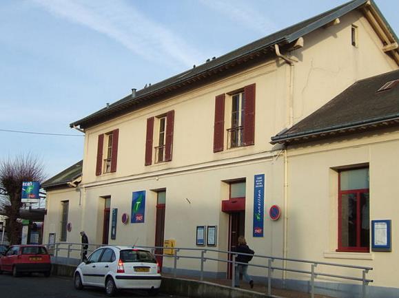 Gare Saint-Michel-sur-Orge RER C