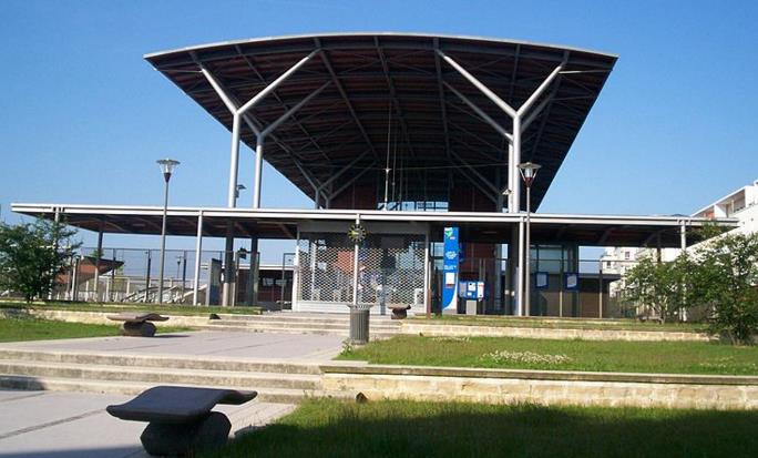 Gare Saint-Ouen-l'Aumône-Liesse RER C