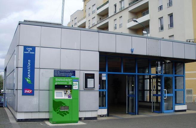 Gare Saint Ouen RER C