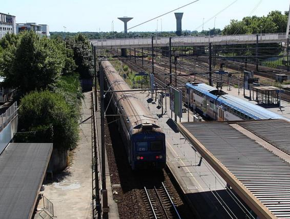 Gare Saint-Quentin-en-Yvelines RER C