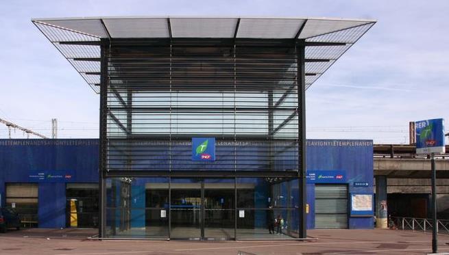 Gare Savigny-le-Temple - Nandy RER D