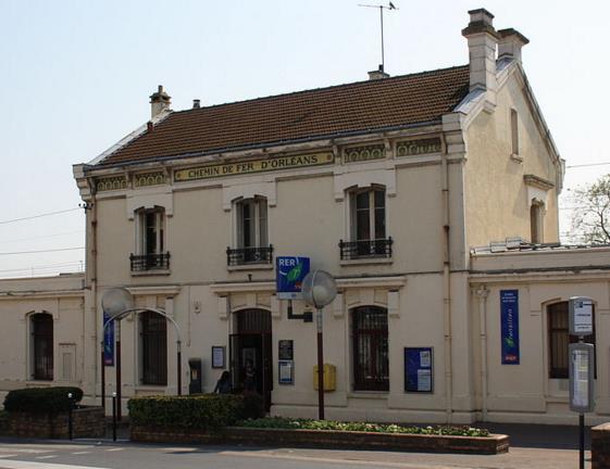 Gare Savigny-sur-Orge RER C