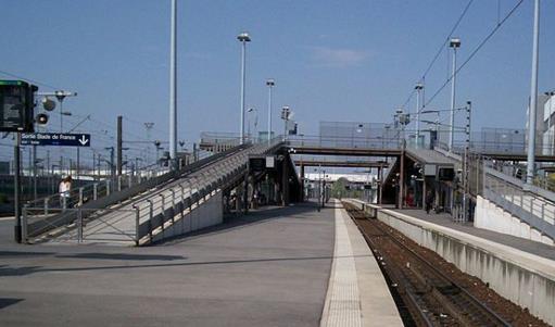 Gare Stade de France - Saint-Denis RER D