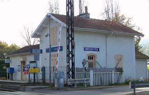 Gare Vauboyen RER C