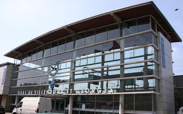 Gare Villeneuve-Saint-georges RER D