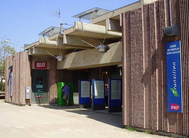Gare Viroflay-rive-gauche RER C
