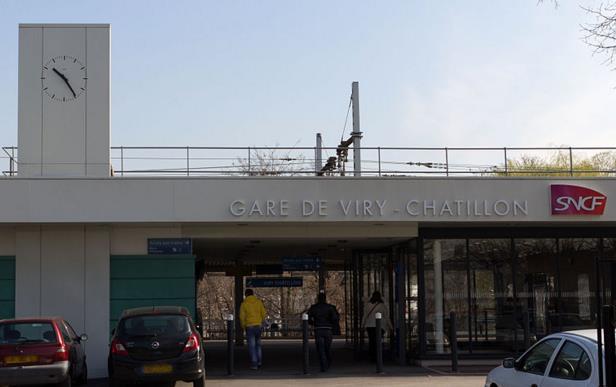 Gare Viry-Châtillon RER D