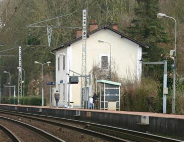 Gare Vosves RER D