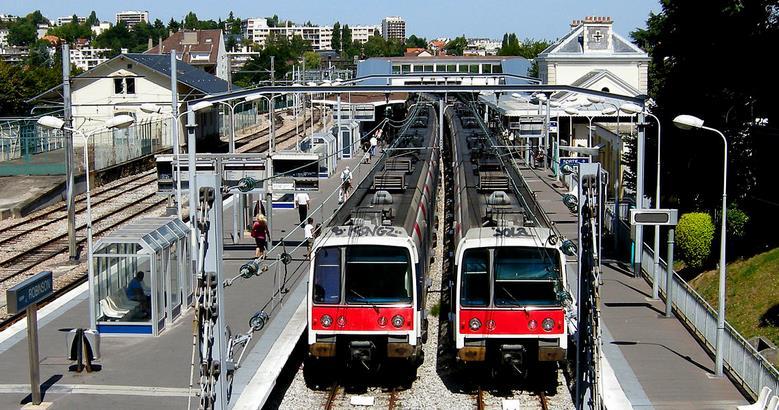 Gare Robinson RER B