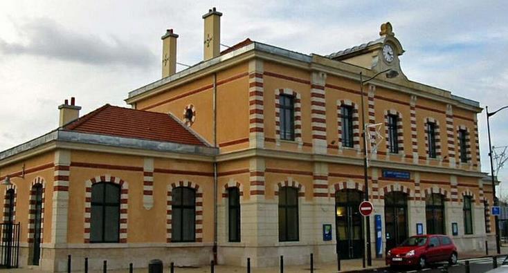 Gare Saint-Germain-en-Laye RER A