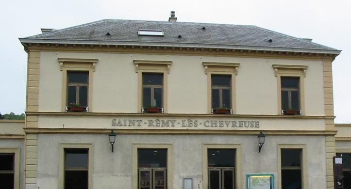 Gare Saint-Rémy-lès-Chevreuse RER B