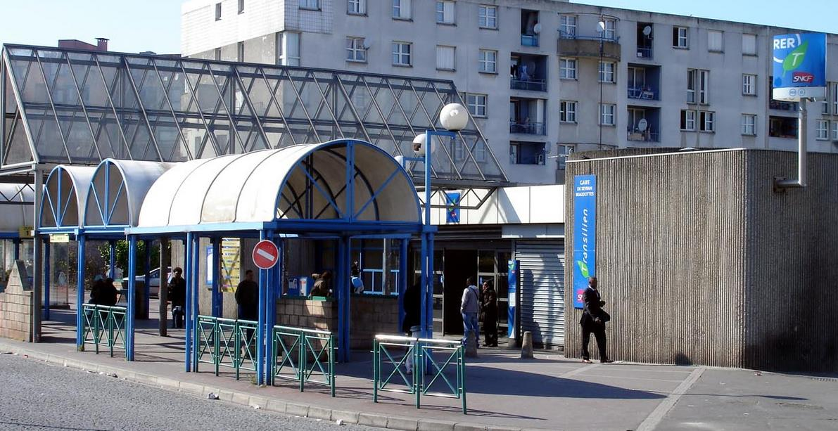 Gare Sevran - Beaudottes RER B