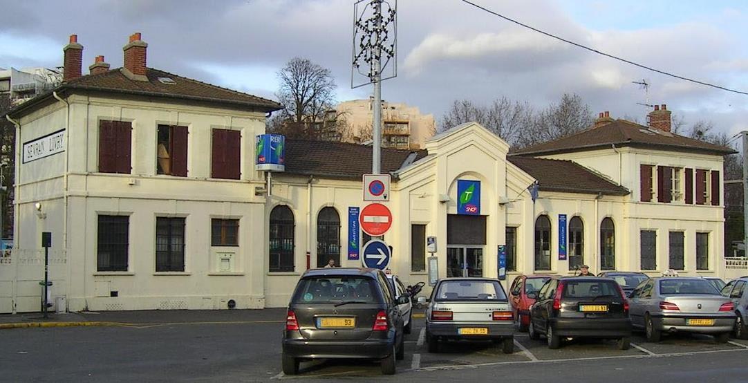 Gare Sevran - Livry RER B