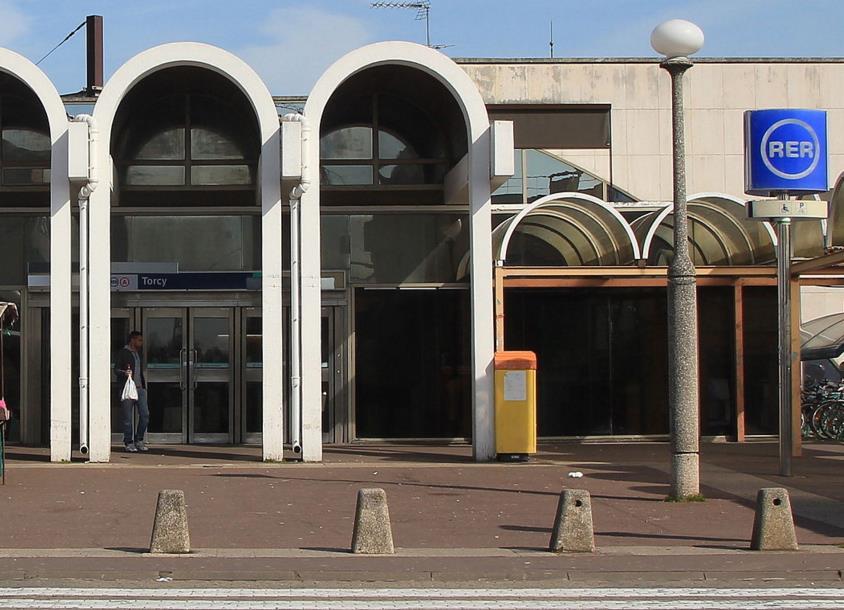 Gare Torcy RER A