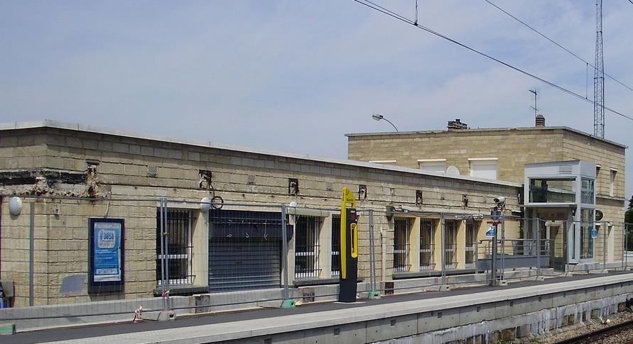 Gare Villeparisis - Mitry-le-Neuf RER B