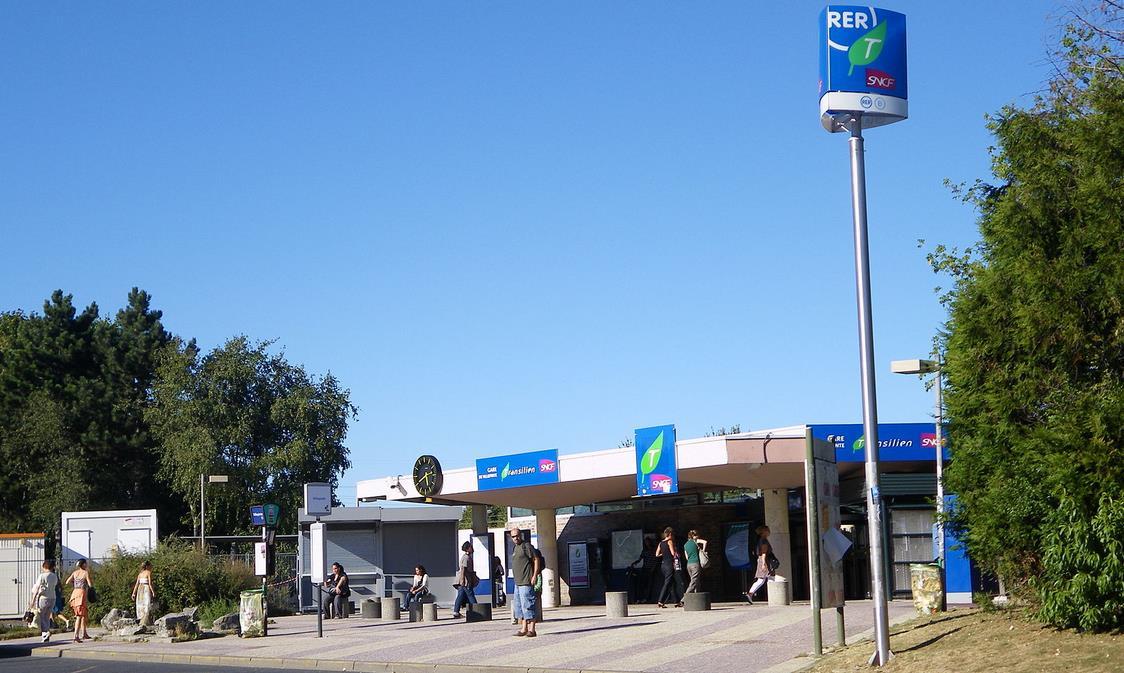 Gare Villepinte RER B