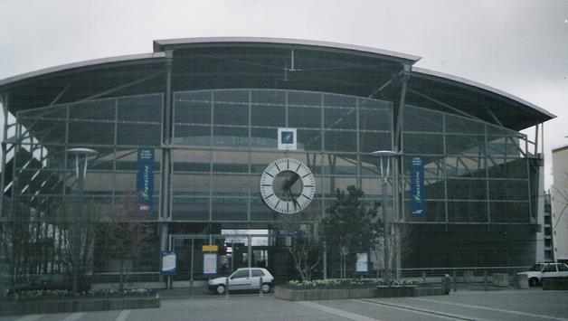Gare Cergy-le-Haut RER A